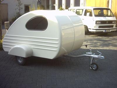 Miniwohnwagen Piccolino